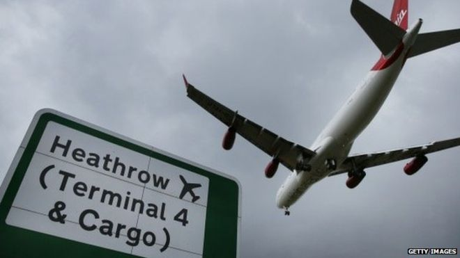UK Government urged to 'get on' with Heathrow Airport expansion