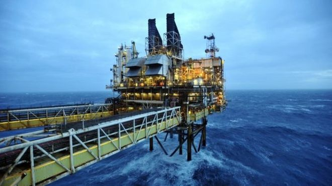 Drop in oil, gas and mining production drag UK industrial output down in June