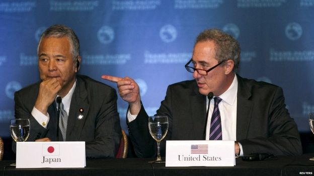 'No Deal' in TPP negationations despite progress in the Week Long trade talks