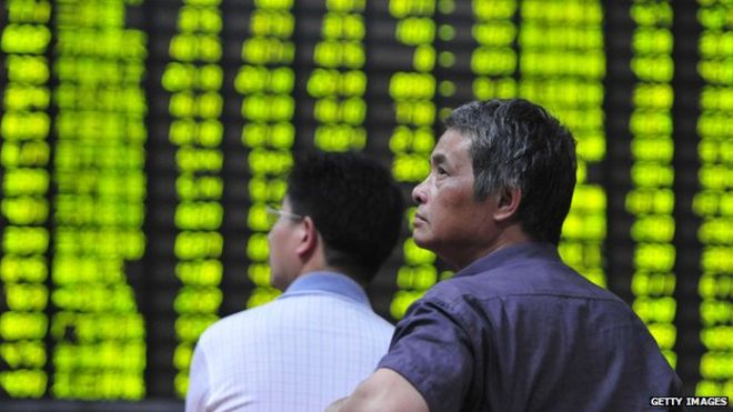 Strong Bounce back for Chinese shares ending three-day losing streak after state intervention