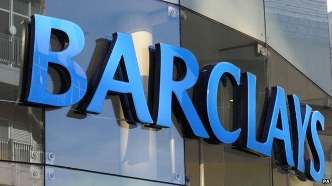 Half Year Pre-tax profits at Barclays come in at £3.1bn, a 25% rise