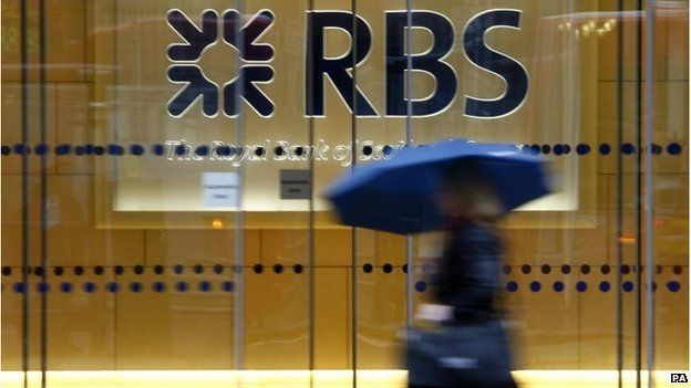 Government sells £2.1bn of shares in RBS a third below the price it paid.